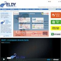 Eldy - Il computer diventa facile