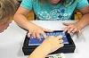 Immagini, suoni e sensazioni in un tablet per aiutare i bambini disabili